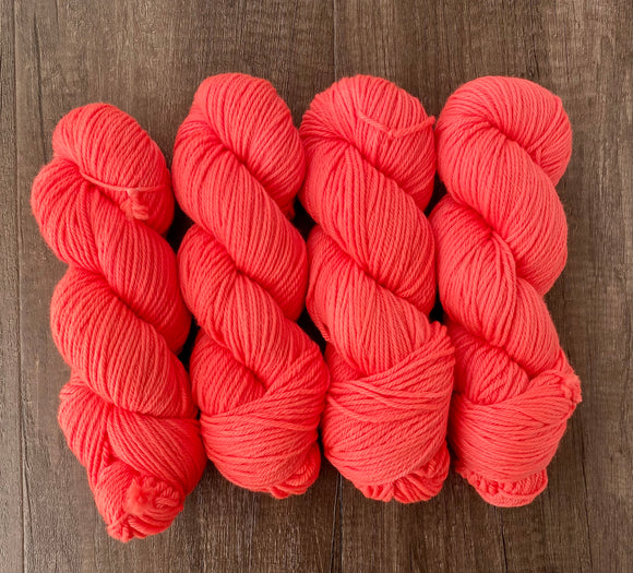 Why Didn't You Coral Me Back? (Moonwalk Worsted)