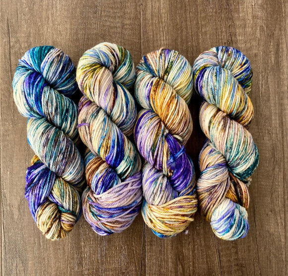 Sunny Waters (Moonwalk Worsted)