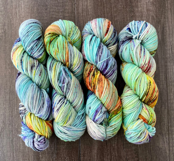 Living In the Mo-mint (Moonwalk Worsted)