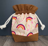 Large Drawstring Project Bags
