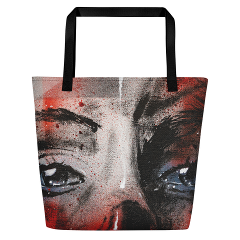 Limpid Tattoo Art Strandtasche