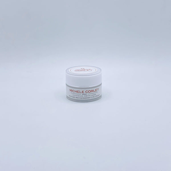 Peptide Rich & Radiant Eye Cream