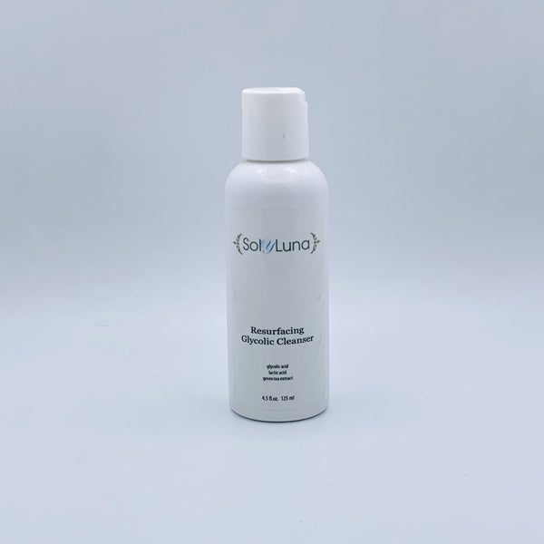 Resurfacing Glycolic Cleanser