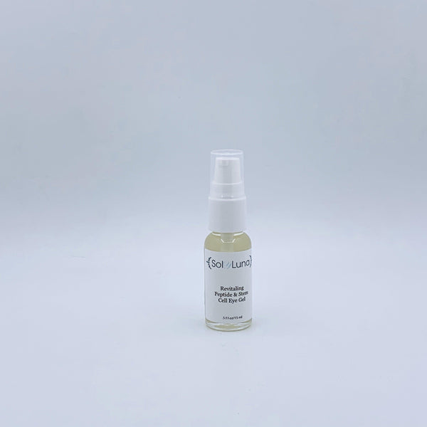 Revitalizing Peptide & Stem Cell Eye Gel