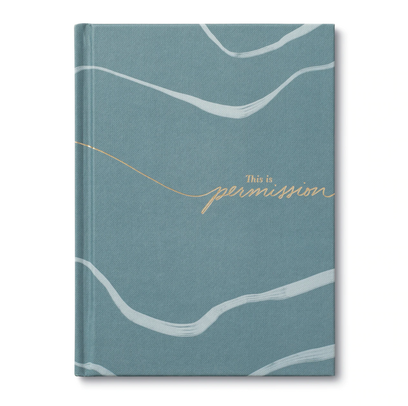 This is Permission Encouragement Book
