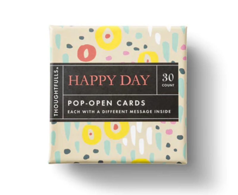 Happy Day Pop-Open Cards