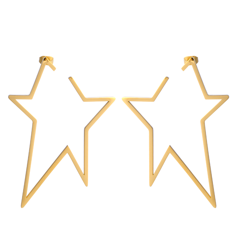 A Star is Born Earrings-Accessory Concierge-default-Sol y Luna Salon