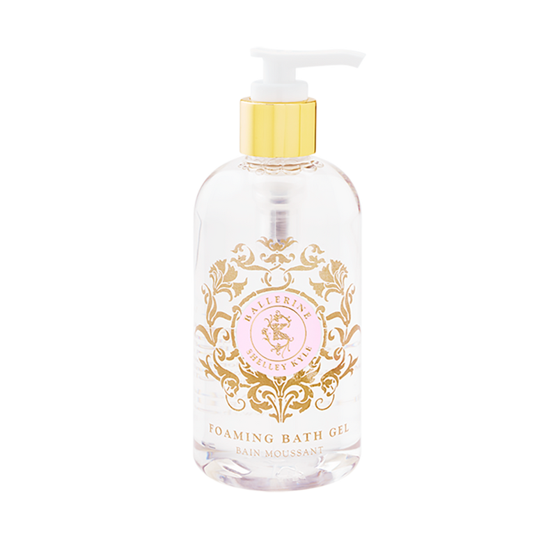 Ballerine Foaming Bath Gel-Shelley Kyle-default-Sol y Luna Salon