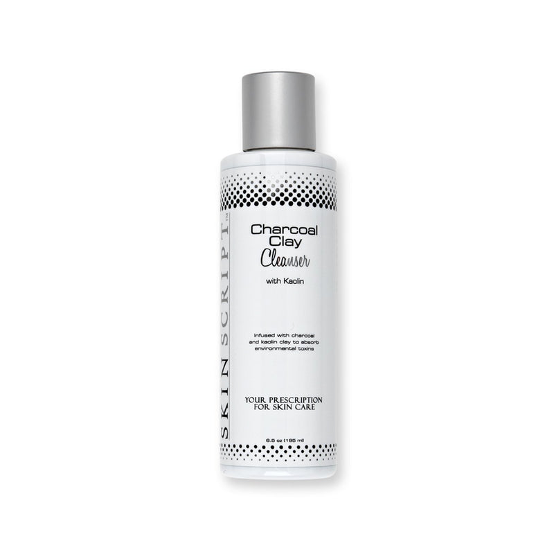 Charcoal Clay Cleanser-Skin Script-Sol y Luna Salon