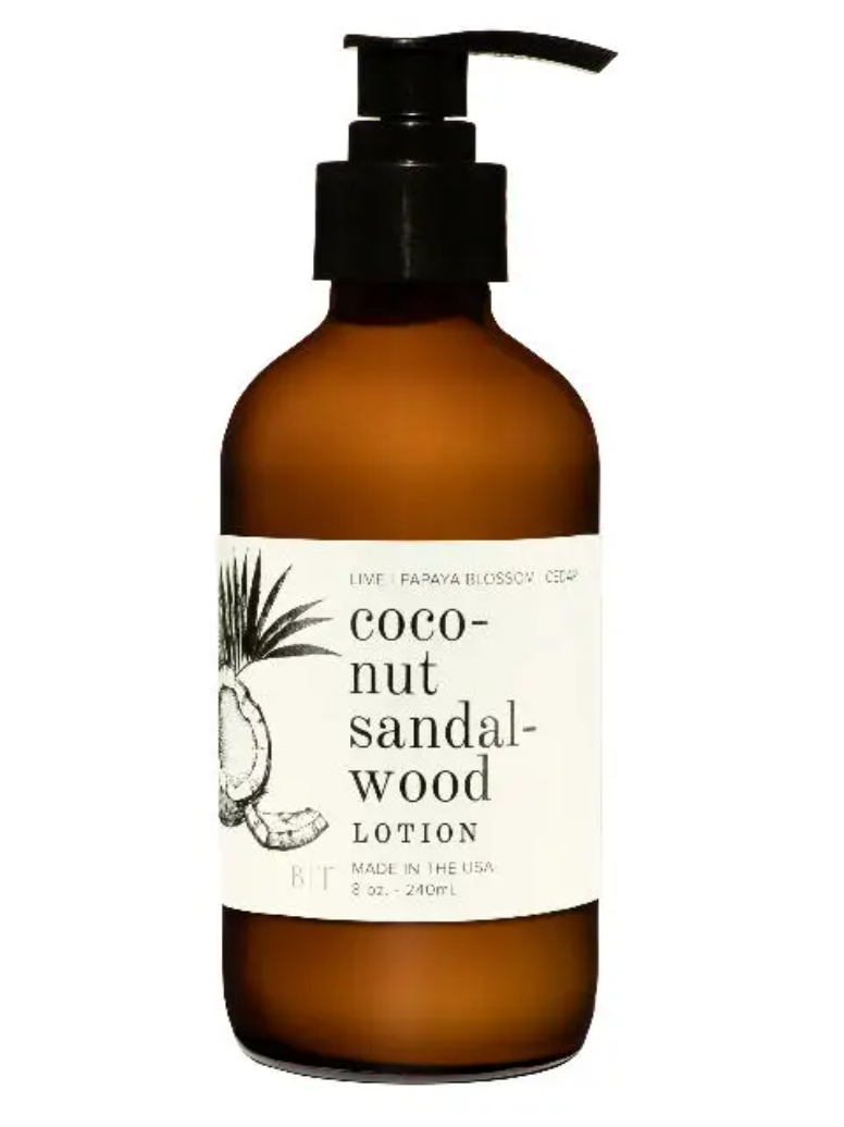 Coconut Sandalwood Lotion