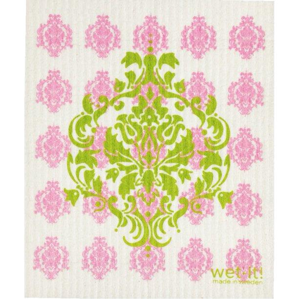 Damask Pastel Swedish Cloth-Wet-it!-Sol y Luna Salon