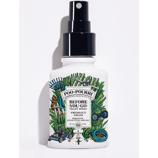Deodorizing Spray - Fresh Cut Grass-Poo-Pourri-Sol y Luna Salon