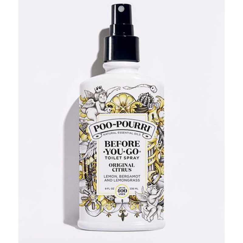 Deodorizing Spray - Original Citrus-Poo-Pourri-Sol y Luna Salon