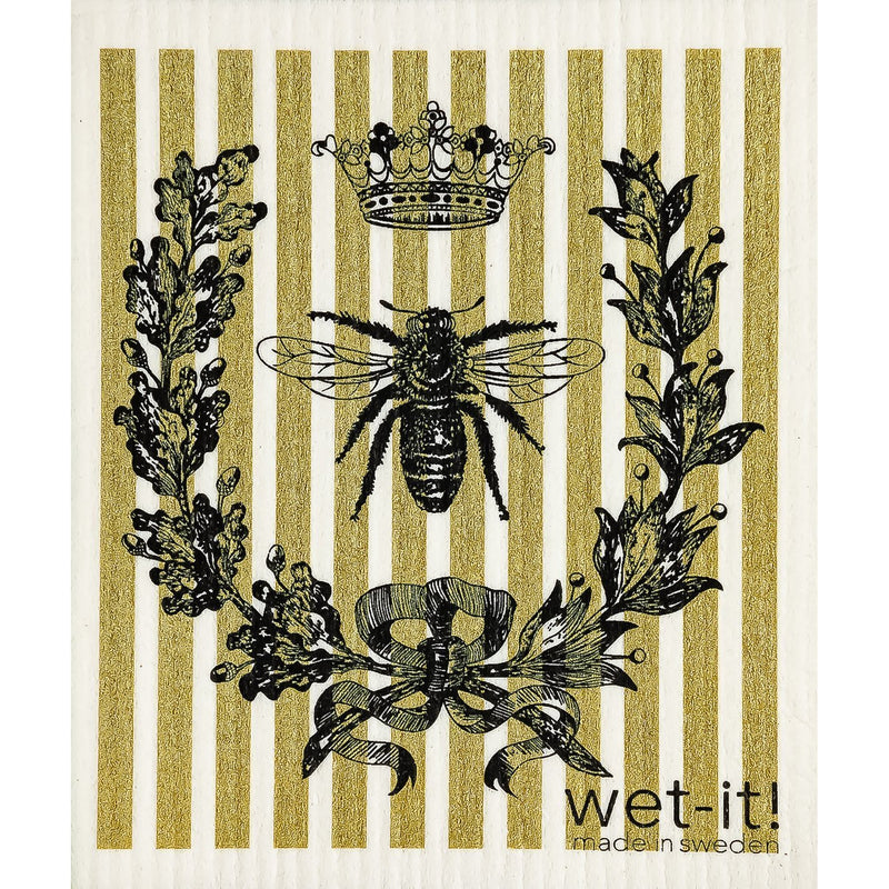 French Bee Swedish Cloth-Wet-it!-Sol y Luna Salon