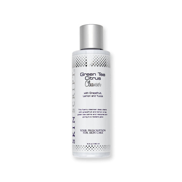 Green Tea Citrus Cleanser-Skin Script-Sol y Luna Salon