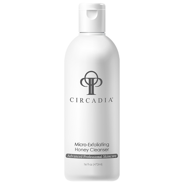 Micro-Exfoliating Honey Cleanser-Circadia-Sol y Luna Salon