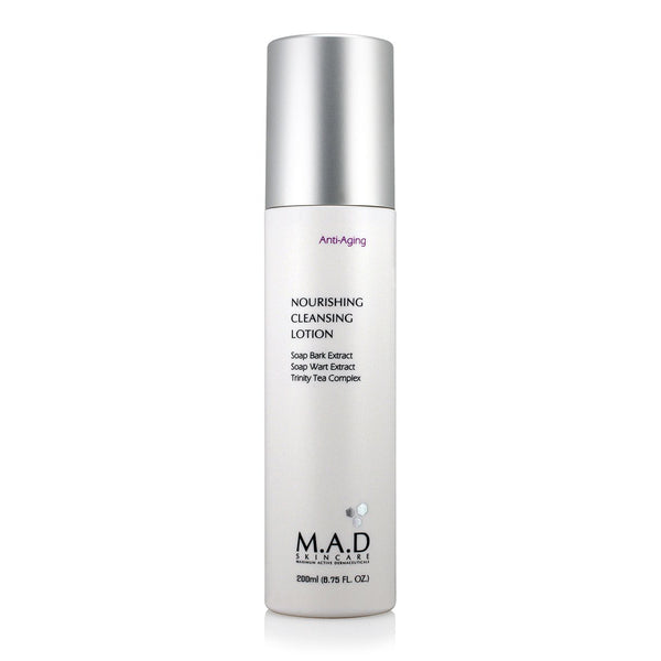 Nourishing Cleansing Lotion-M.A.D Skincare-Sol y Luna Salon