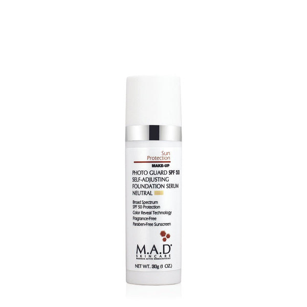 Photo Guard SPF 50 Self-Adjusting Foundation Serum-M.A.D Skincare-Sol y Luna Salon