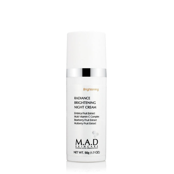 Radiance Brightening Night Cream-M.A.D Skincare-Sol y Luna Salon