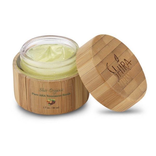 Shir-Organic Pure AHA Treatment Scrub-Shira-Sol y Luna Salon