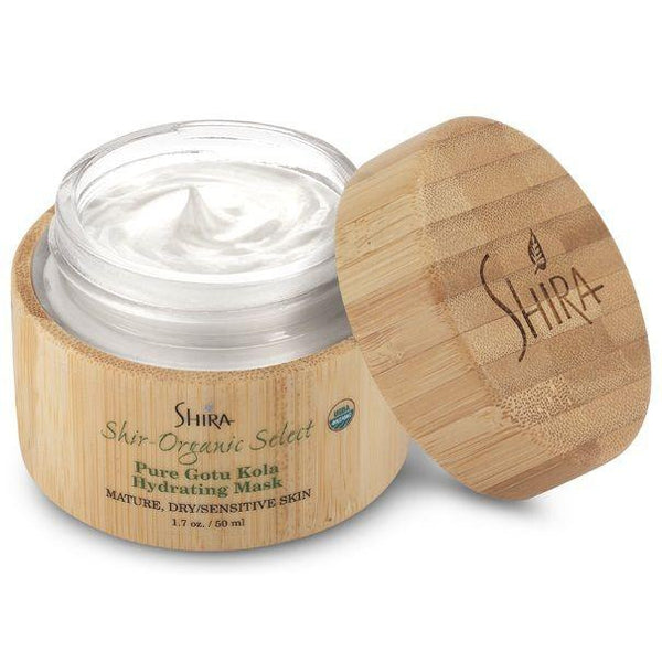 Shir-Organic Select Pure Gotu Kola Hydrating Mask-Shira-Sol y Luna Salon