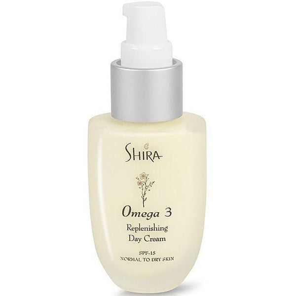 Shira Omega 3 Replenishing Day Cream-Shira-Sol y Luna Salon