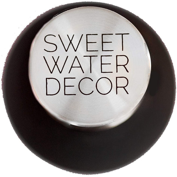 The Boss Metal Water Bottle-Sweet Water Decor-Sol y Luna Salon