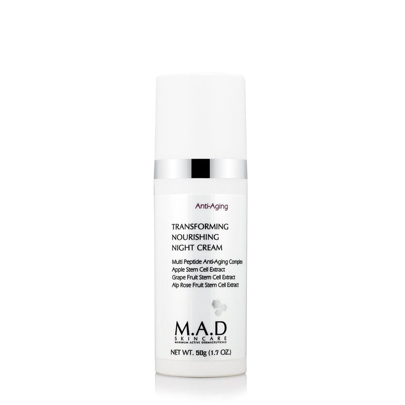 Transforming Nourishing Night Cream-M.A.D Skincare-Sol y Luna Salon