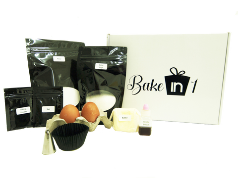 BakeIn1 - Your New All-In-One Baking Experience