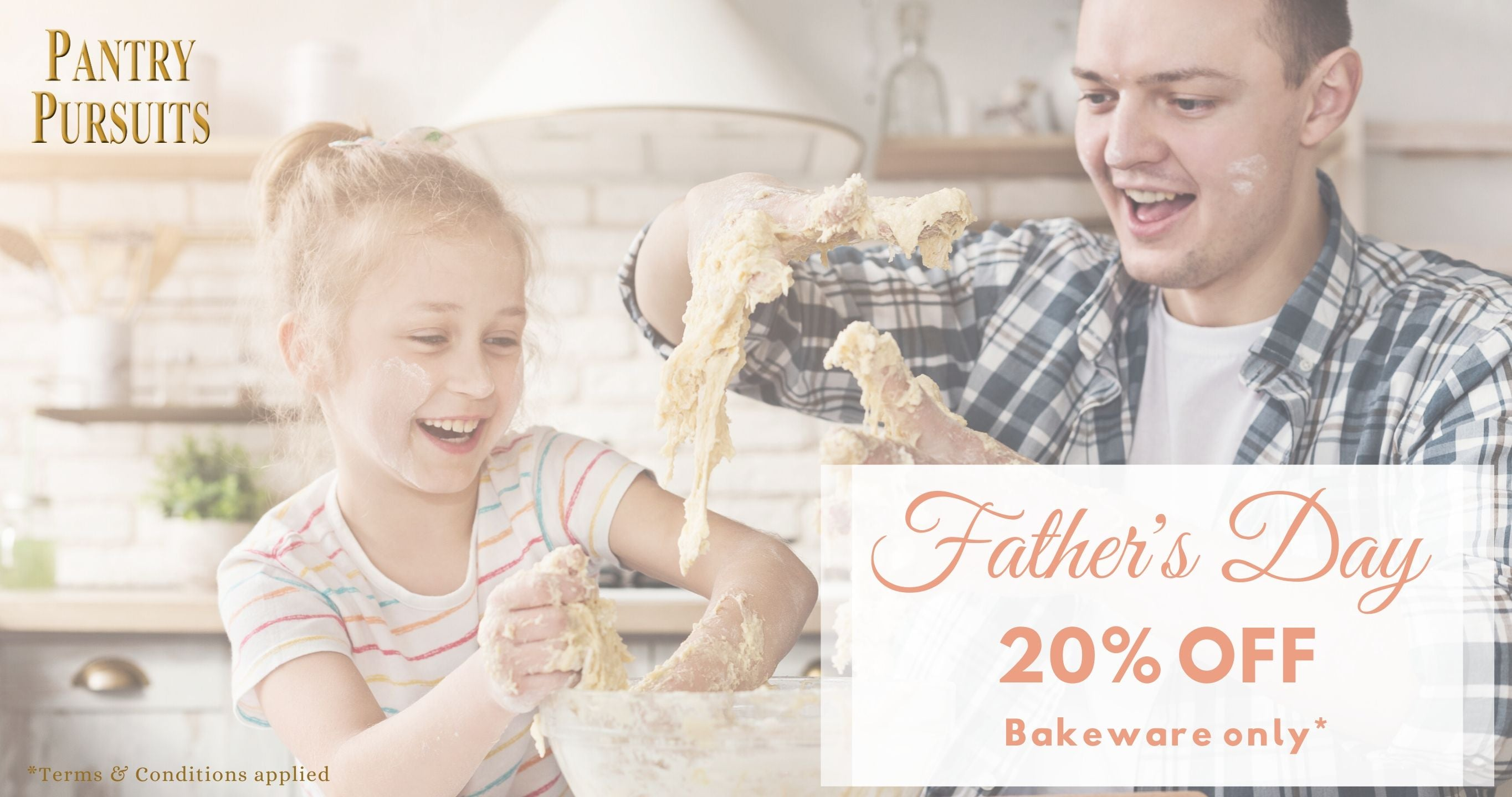 Father's Day 2020 Promotion