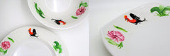 Melamine Chicken Dinnerware Singapore