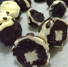 No Bake Oreo Balls Recipe