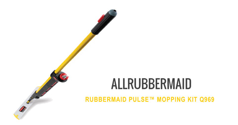 Rubbermaid Pulse Mopping Kit Singapore - AllRubbermaid