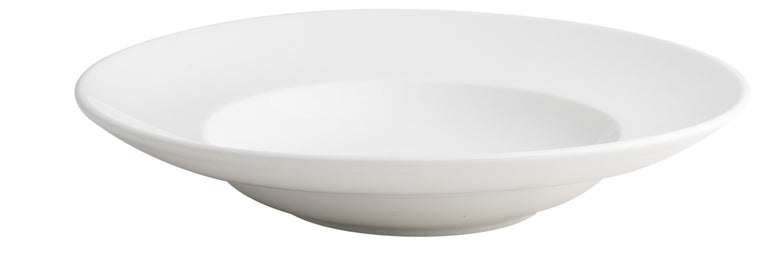 Royal White New Bone Deep Soup Plate/Pasta 26.5 cm