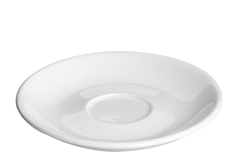 Royal White New Bone Saucer 15.5 cm