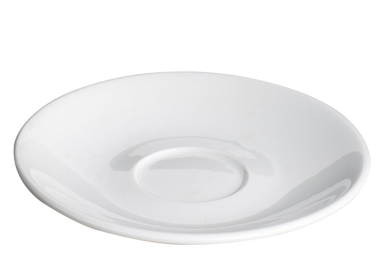 Royal White New Bone Saucer 14.5 cm
