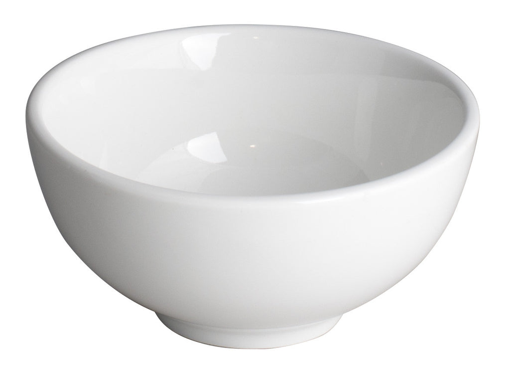 Royal White New Bone Soup Bowl 10.5 cm 230 cc