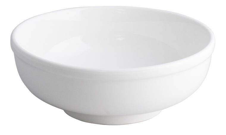 Royal White New Bone Bowl 21 cm