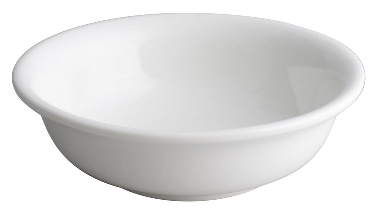 Royal White New Bone Salad Bowl 13.8 cm 350 cc