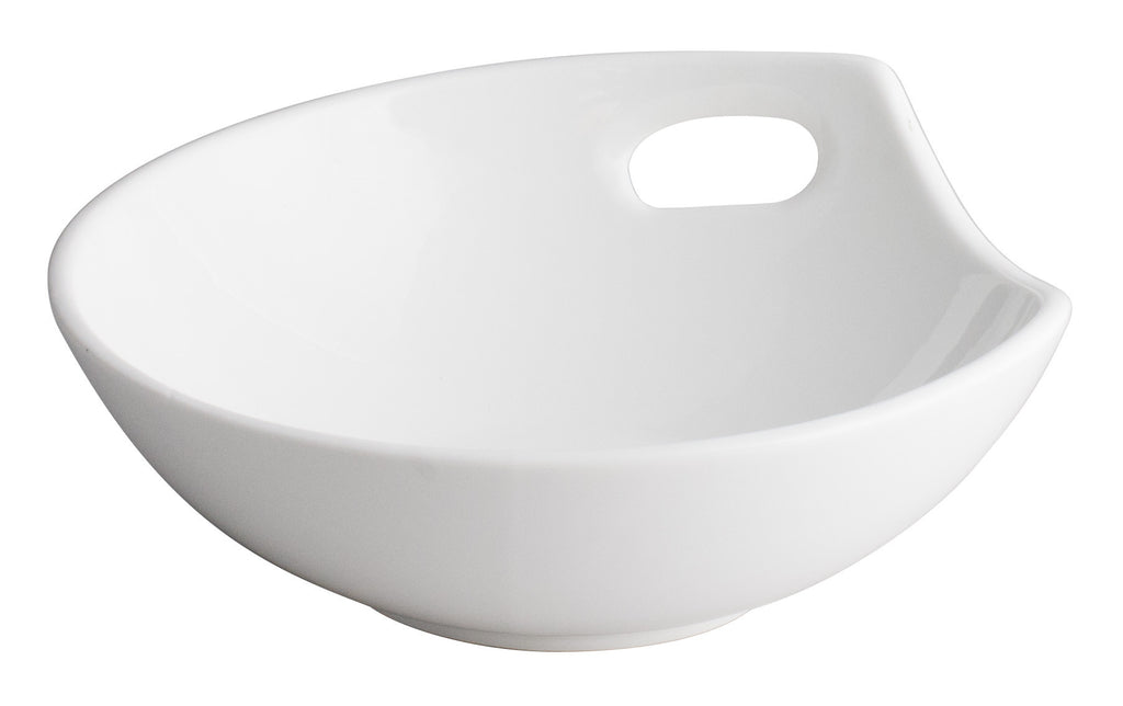 Royal White New Bone Bowl 20 cm Model 86087