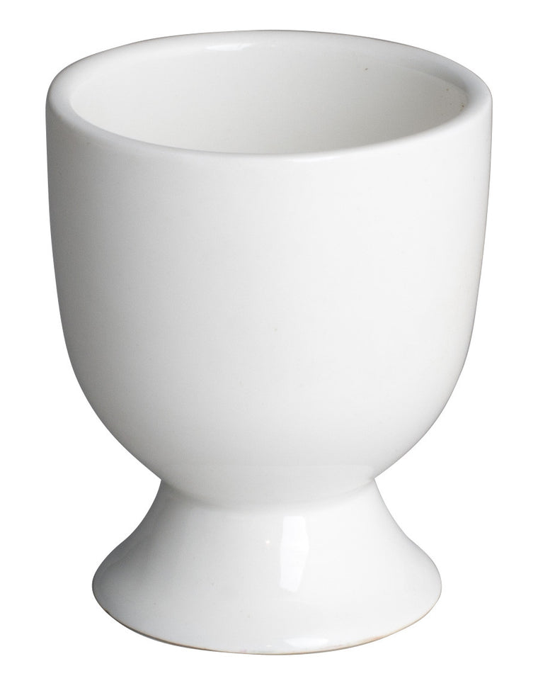 Royal White New Bone Egg Cup with Stand 51x62 mm