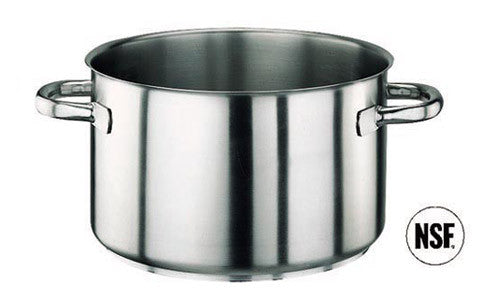 Paderno Stainless Steel Saucepot 2 Handles