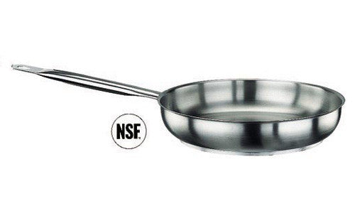 Paderno Stainless Steel Frypan 1 Handle