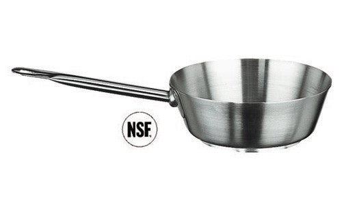Paderno Stainless Steel Sautepan D16xH6 cm