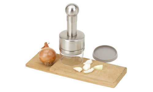 Paderno Stainless Steel Onion Cutter 9x22.5 cm