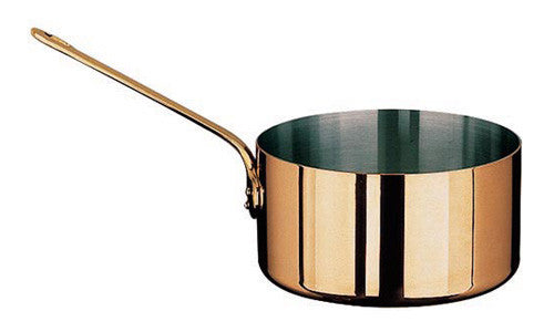 Paderno Copper Sauce Pan 1 Handle