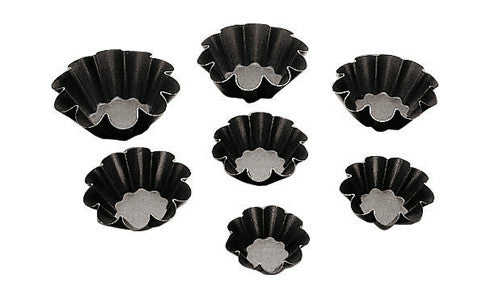 Paderno Non-Stick Brioche Mould