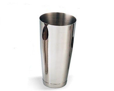 King Metal Stainless Steel Boston Bar Shakers 30 oz With Base