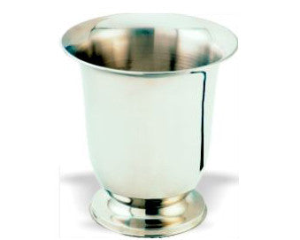 King Metal Stainless Steel Wine/Champagne Bucket With Base 4-Ltr Mirror