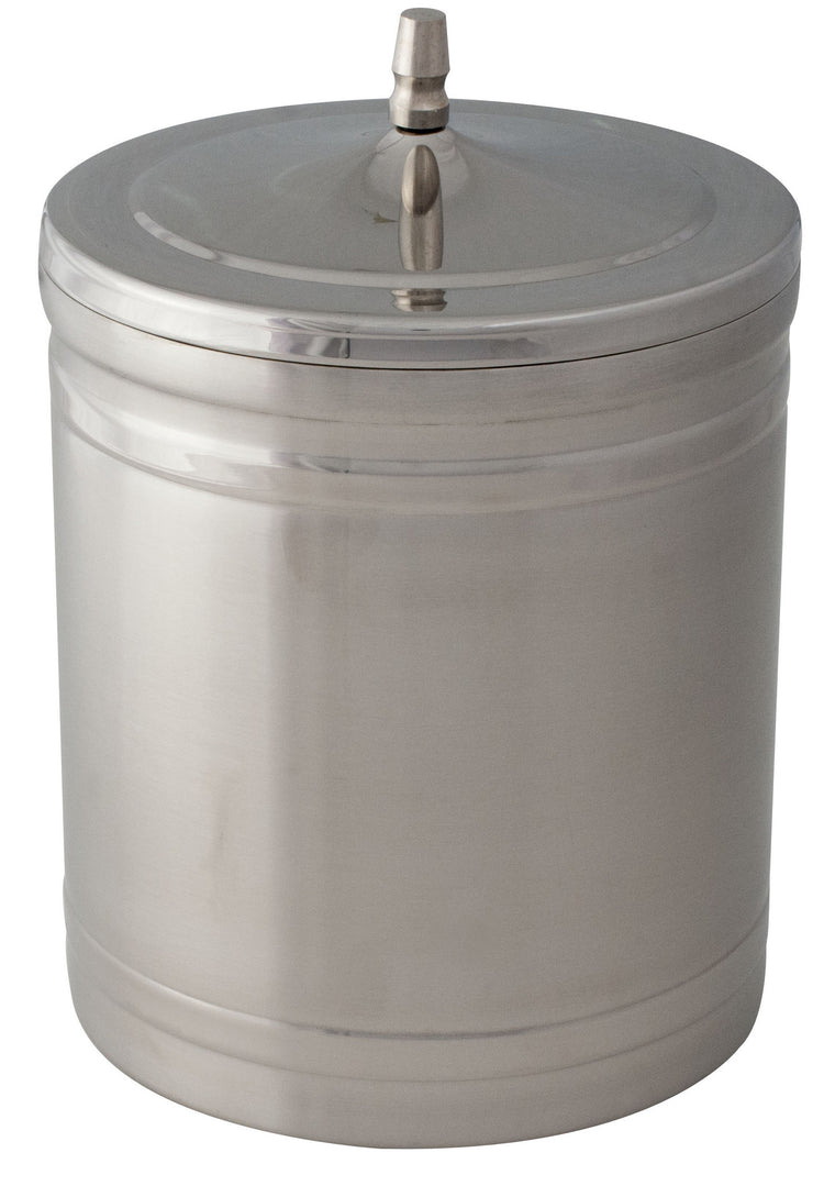 Stainless Steel Ice Bucket 2 litre without Handle & Tong